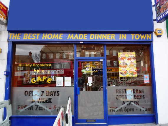 Well Equipped Caf� (Mornings) Plus Nepalese Restaurant (Evenings), Middlesex for sale