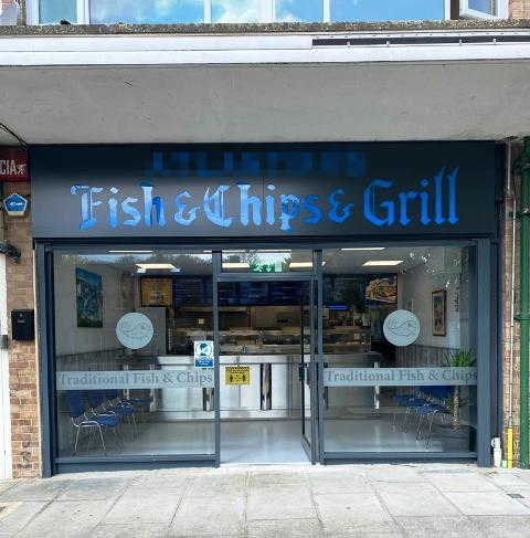 Pure Fish & Chip Shop in Hampshire For Sale