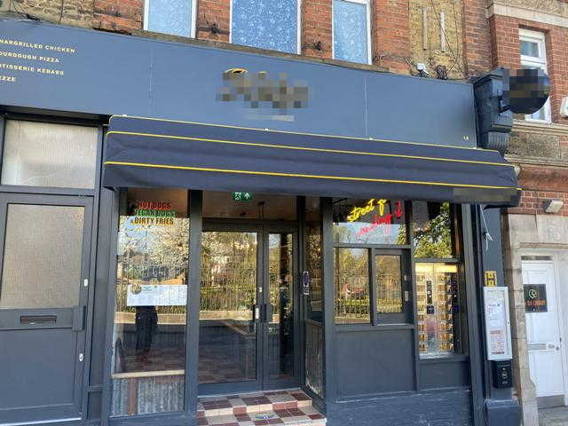 Ultra Modern Pizza, Chicken & Shawarma Kebab Shop in South London for sale