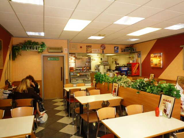 Cafe Restaurant in Harrow For Sale