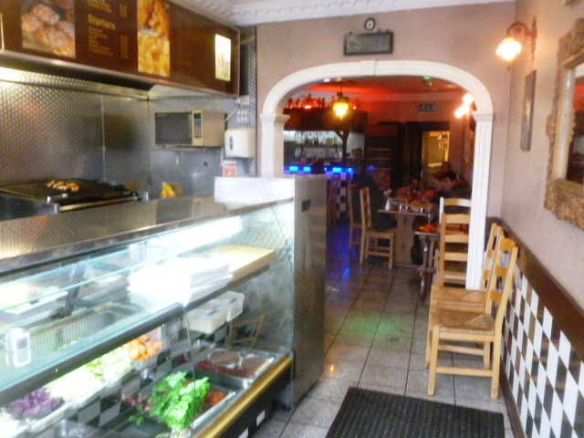 Well Established Licensed Restaurant (Kebabs, Steaks, Burgers) Plus Takeaway for sale in Harrow for sale