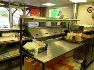 Well Fitted Takeaway Fish and Chips, Pizzas, Kebabs, Piri Piri Chicken for sale in Buckingham for sale