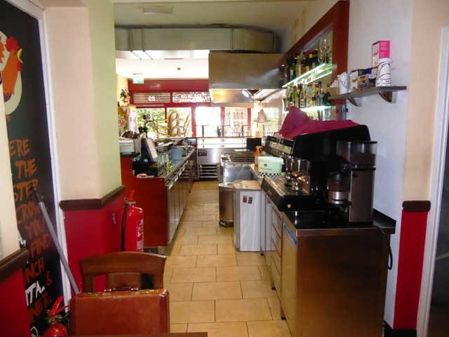 Grill Restaurant in Clapham Junction For Sale